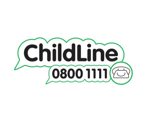 Call Childline on 08001111